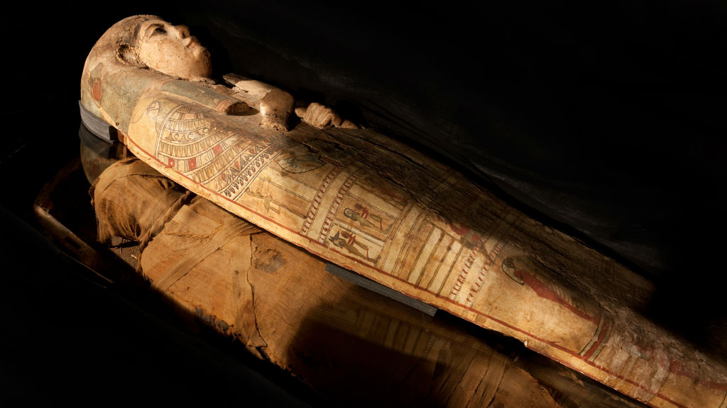 Scientists have begun to uncover the mysteries behind a 3,000-year-old Egyptian mummy discovered by chance after more than seven decades in storage.