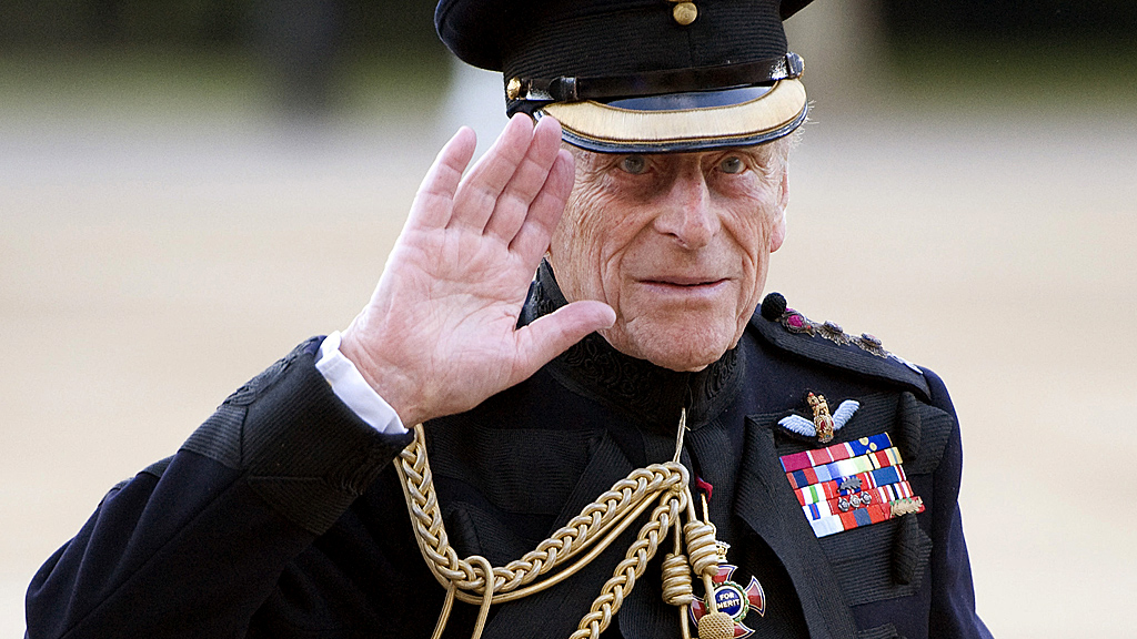 Prince Philip, the Duke of Edinburgh, is in hospital for an abdominal operation (image: Reuters)