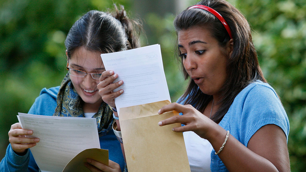 GCSEs in England are being reformed, with tougher exams replacing coursework and a new grading structure to tackle