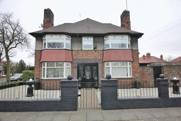Fitzgibbon house at 32 Edale Road, Allerton, Liverpool