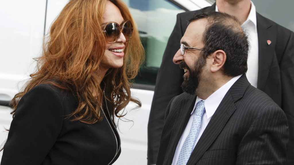 Controversial right wing activists Pamela Geller and Robert Spencer (Getty)