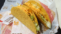 Horsemeat DNA has been found in Taco Bell meat to be sold in the UK (picture: Reuters)