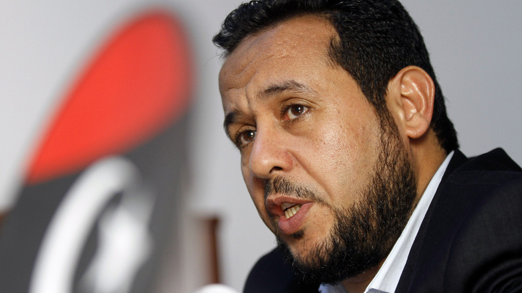 offeAbdel Hakim Belhaj, who has red to drop his case against the British government for 3 pounds, an apology, and an admission of liability (picture: Reuters)