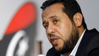 Abdel Hakim Belhaj, who has offered to drop his case against the British government for 3 pounds, an apology, and an admission of liability (picture: Reuters)