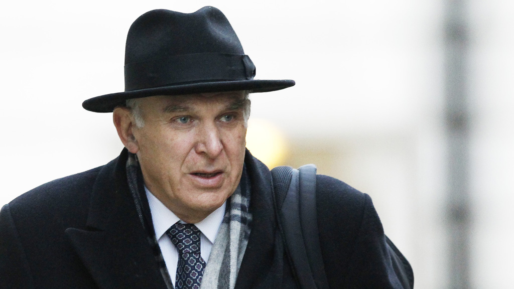 Vince Cable says Funding for Lending may need to be adapted (picture: Reuters)