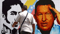 Hugo Chavez (Getty)