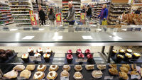 Tesco cake counter (Reuters)