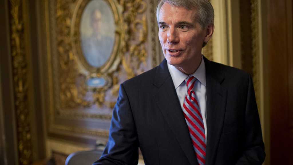 Senator Rob Portman (Getty)