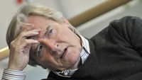 Coronation Street actor Bill Roache. (Reuters)
