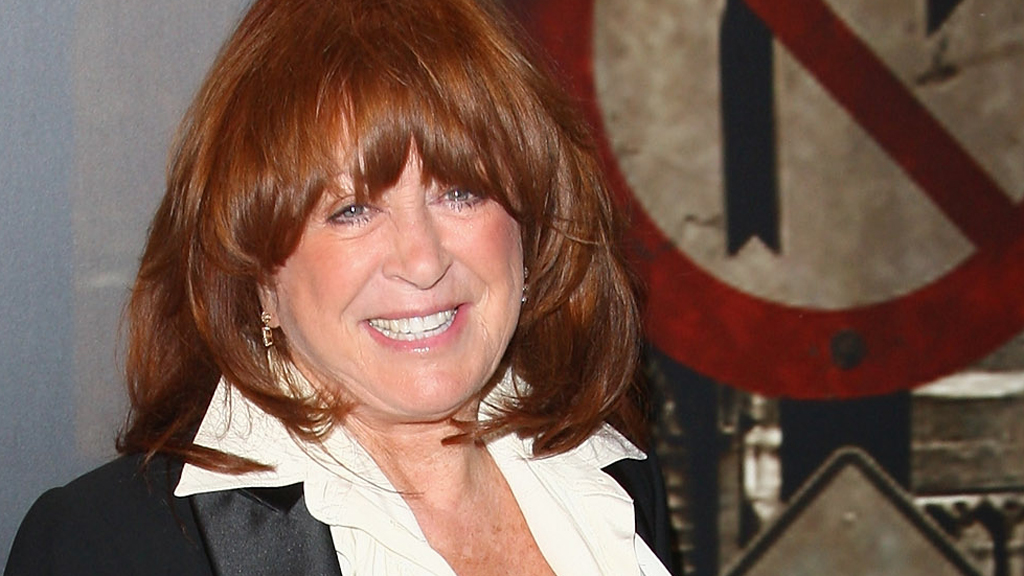 Lynda La Plante has been rewarded with an honorary fellowship from the Forensic Science Society (picture: Getty)