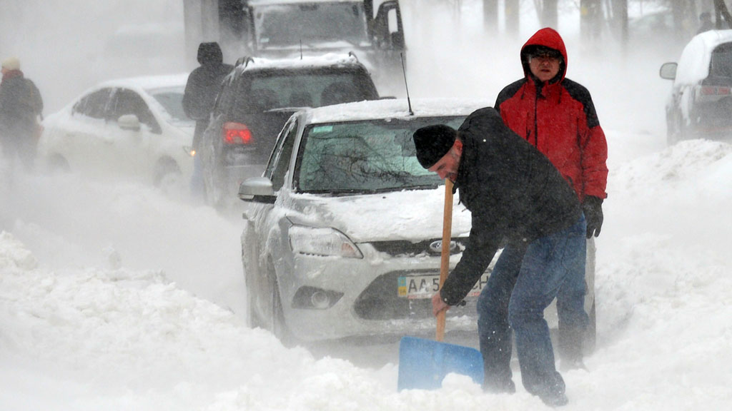 UK snow and weather latest (Image: Getty)