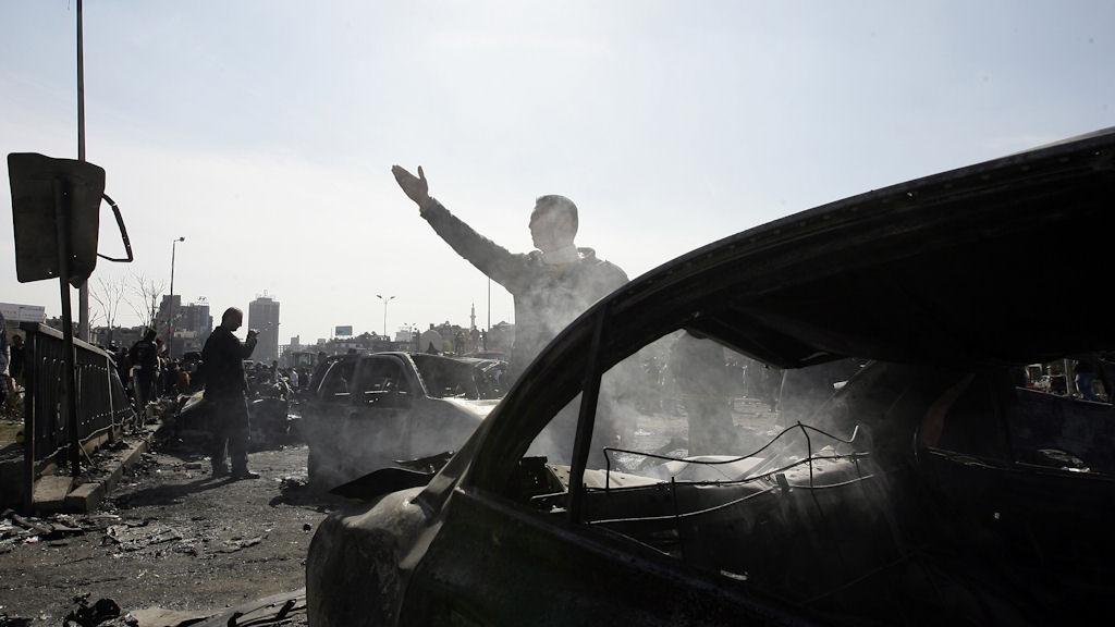 Syria's civil war: live debate (Getty)