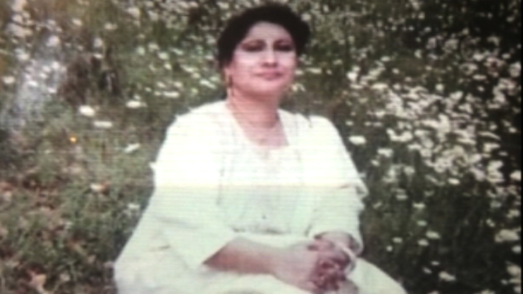 Teacher Shehnaz Bibi, shot dead in Pakistan (screengrab)