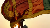 Sri Lanka flag (Reuters)