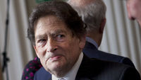Lord Nigel Lawson becomes the most senior Tory figure to call for the UK to leave the European Union (picture: Getty)