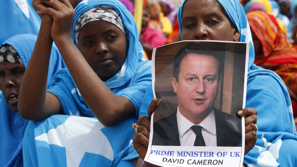 As the Somalia Conference opens in London, Somali reporter Jamal Osman gives a personal account of the relationship between the countries (Reuters)