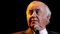 Jimmy Tarbuck has been arrested over an allegation he abused a boy in the 1970s (picture: Getty)