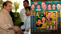 Nawaz Sharif claims victory in Pakistan elections (G)