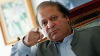 Nawaz Sharif is on the verge of forming a new government after Pakistan's historic elections. He has said he will improve relations with India to address mutual fears.