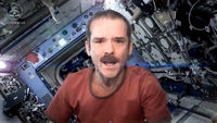 Chris Hadfield returns to earth a social media hero.