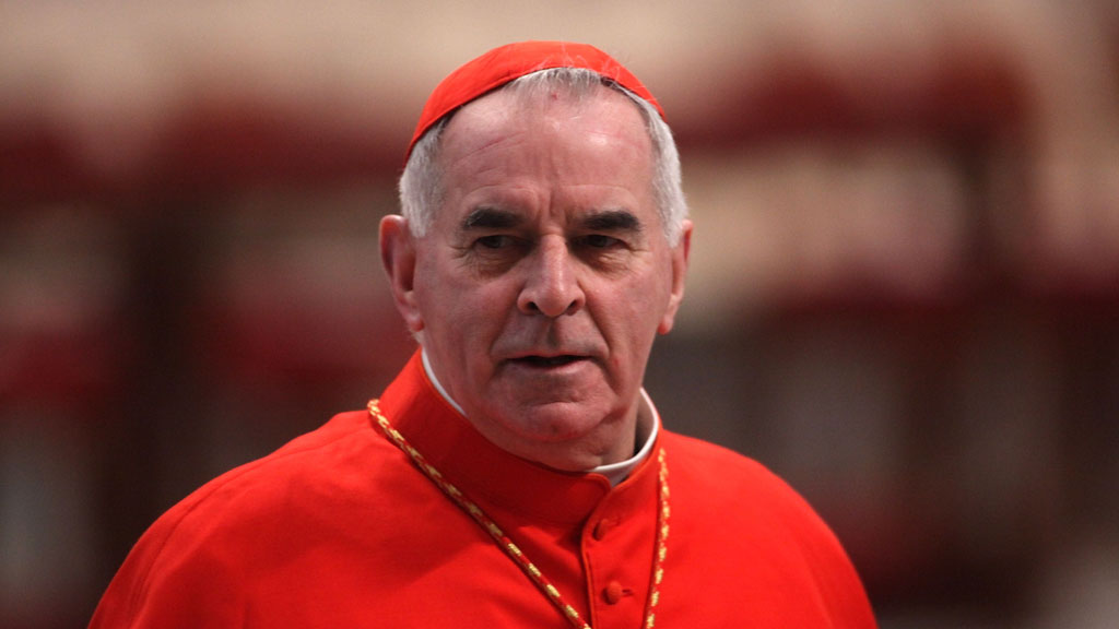 Cardinal Keith Patrick O'Brien, who resigned as head of the Roman Catholic Church in Scotland after admitting sexual misconduct, is heading to the Vatican for months of