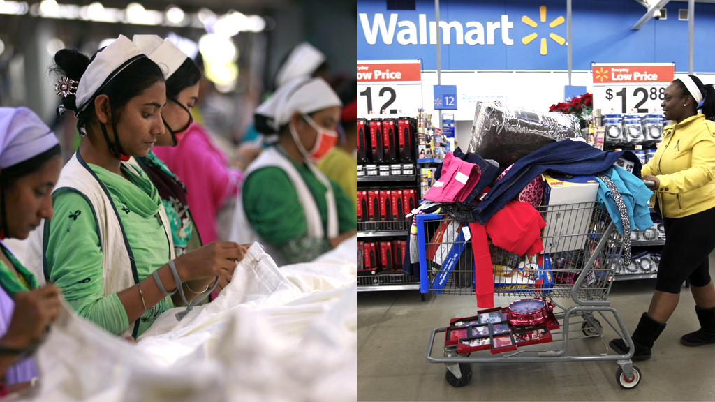 Walmart goes it alone with Bangladesh factory safety plan (R)