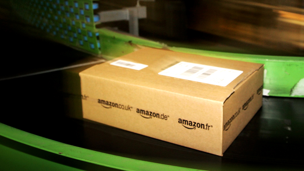 Amazon's tax bill and government grants revealed (G)