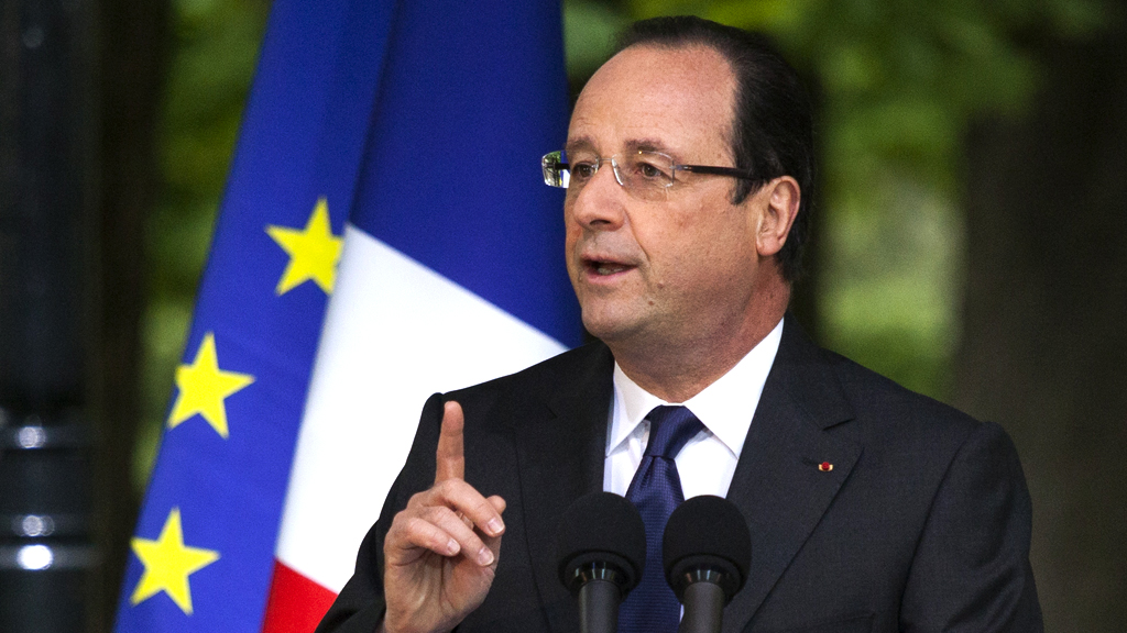 Happy anniversary? Recession marks first year for Hollande (G)