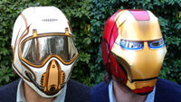 British mask-making brand 'gets lucky' with Daft Punk