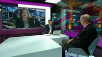 SNP's Joan McAlpine and Ukip's Roger Helmer debate Ukip's role in Scotland