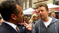 Jamie Oliver on food, politics and Ukip (screengrab)