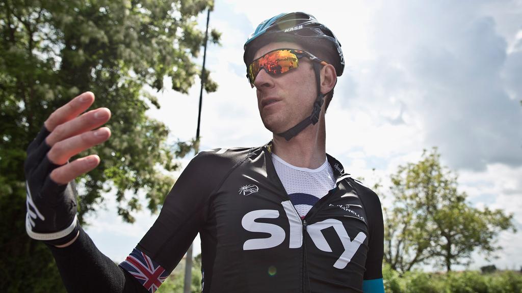 Bradley Wiggins pulls out of Giro d'Italia (G)
