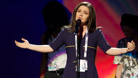 Eurovision 2013 song contest: Russian entry Dina Garipova (picture: Getty)