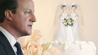 David Cameron is facing defeat in the Commons over his same sex marriage bill (picture: Getty)