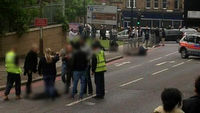 Police shootings after 'machete attack' in Woolwich