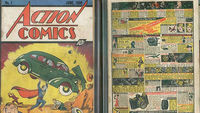 Action Comics No.1, published in 1938 (pic: Getty)