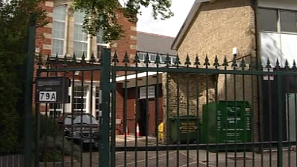 Grimsby Islamic Cultural Centre.