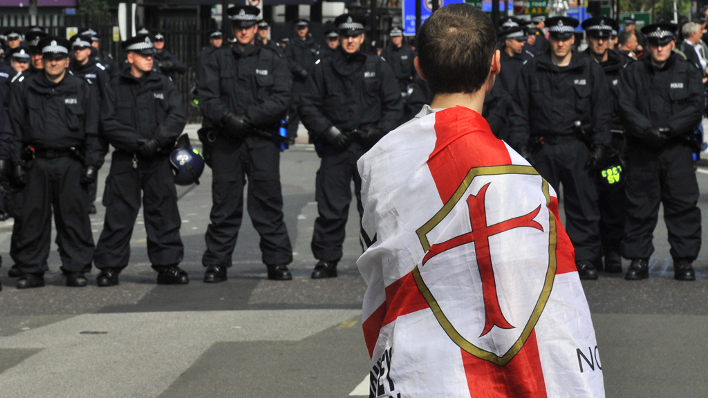 English Defence League - what do they really want?