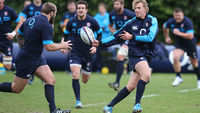 England face Argentina on Saturday in the second of their autumn internationals