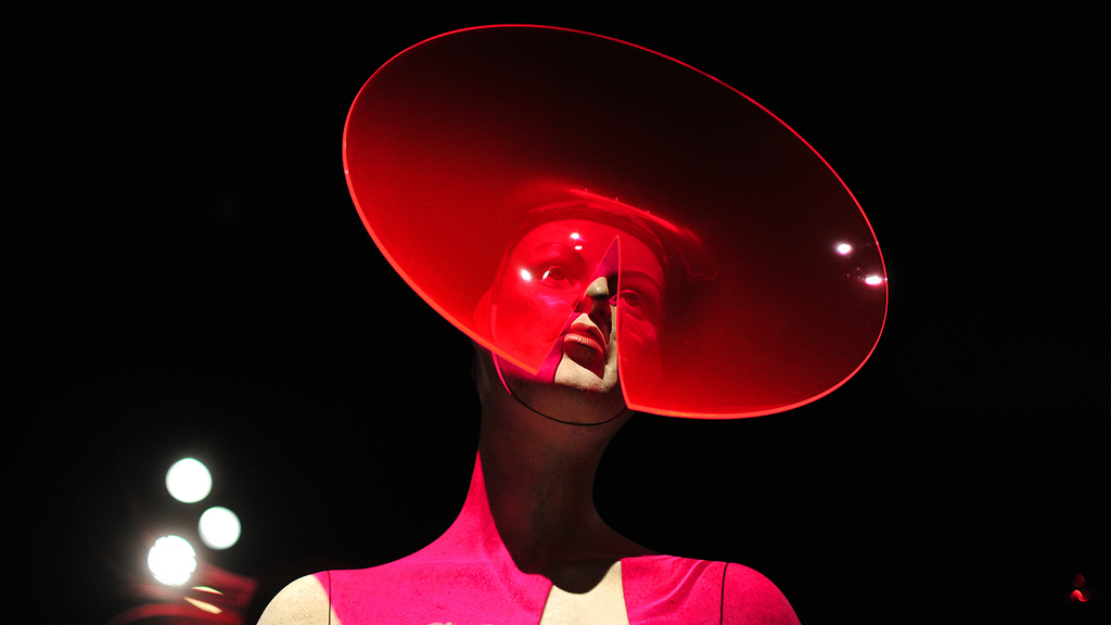 Isabella Blow hat (picture: Getty)