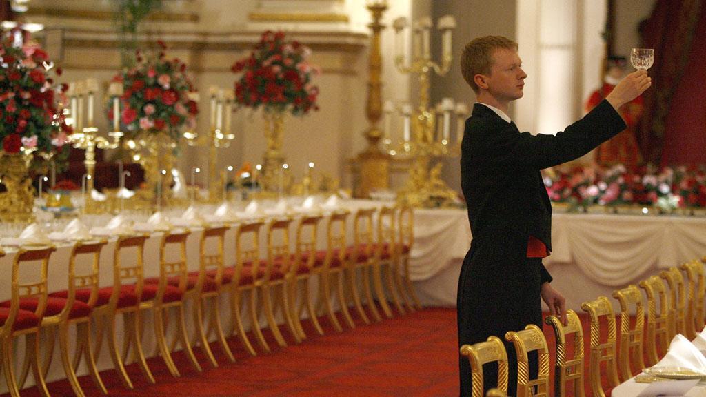 Buckingham Palace, Ballroom (G)