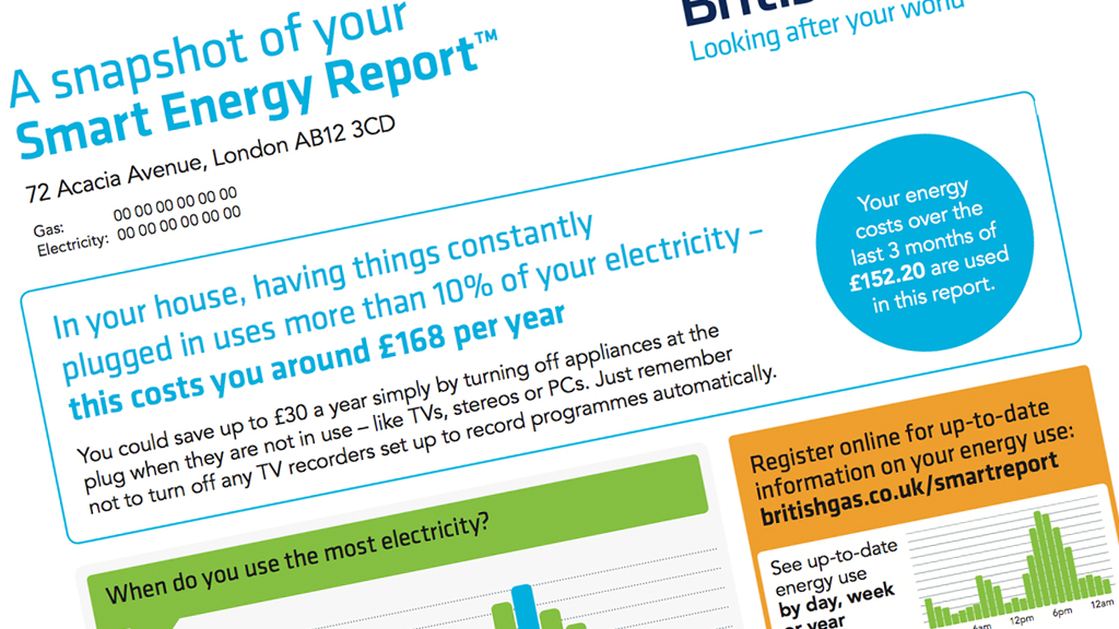 British Gas Smart Energy Report