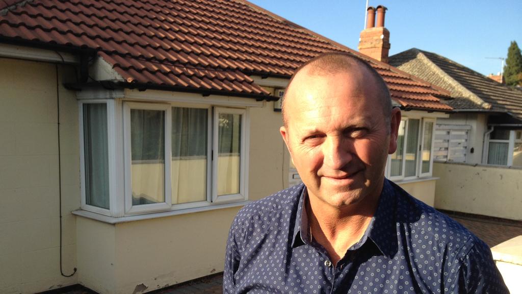 Doncaster-based landlord Kim Stones