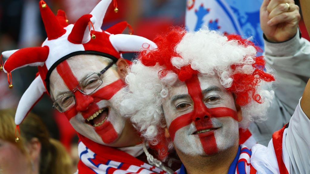 Qatar 2022: will England fans survive the heat? (Getty)