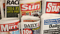 The newspaper industry's proposals for press regulation will be rejected, it has been suggested (picture: Getty)