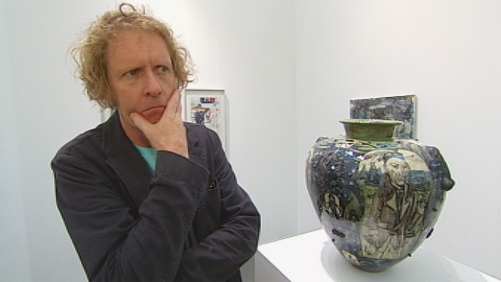 Twitter Grayson Perry Artist Grayson Perry With One