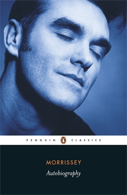 Morrissey, Autobiography, published by Penguin Classics on 17 October 2013.