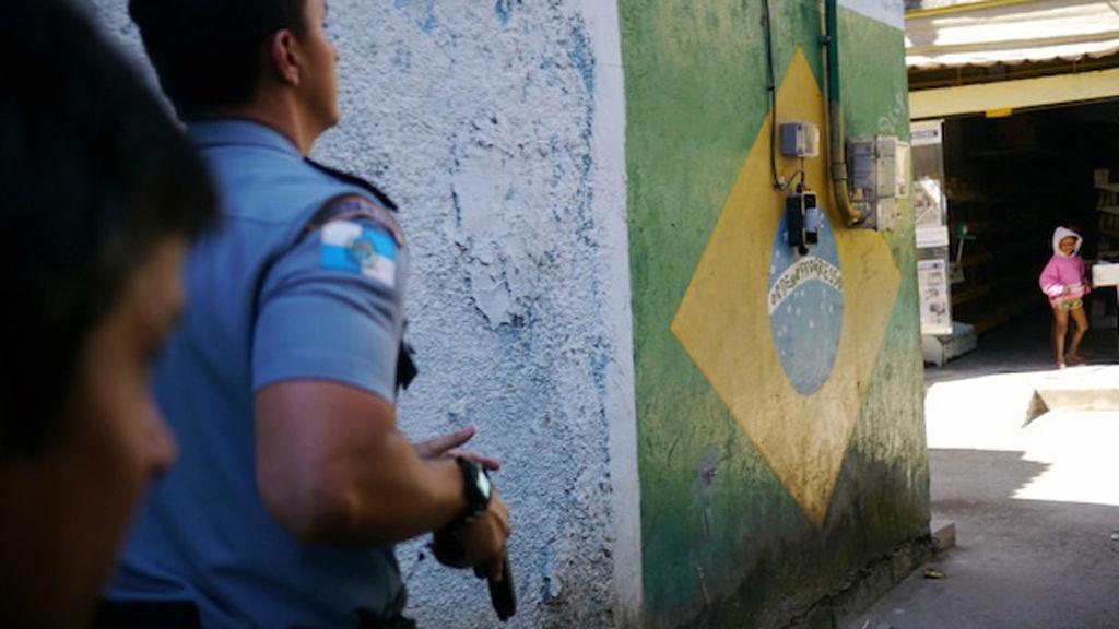 Brazil Rio drugs gangs favelas slums World Cup 2014