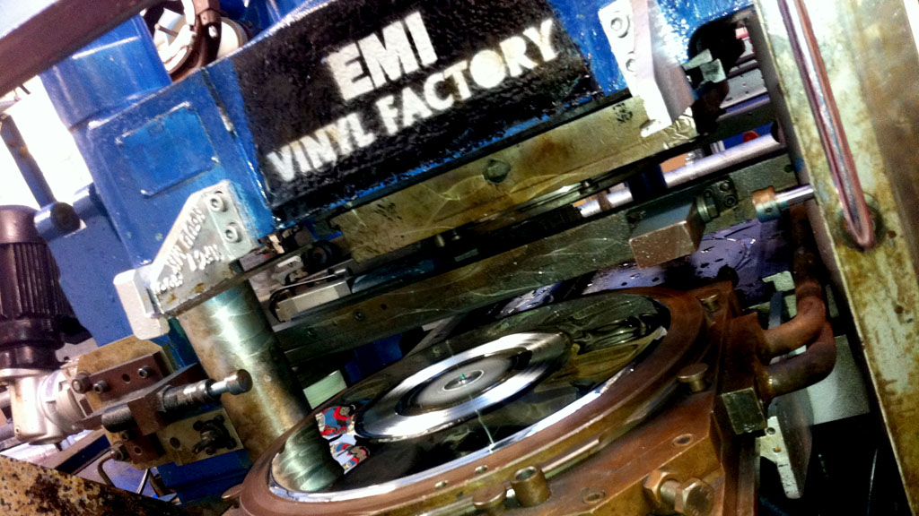 What is the point of the album, as made on old EMI presses?