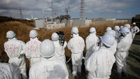 The Japanese government says it will accelerate efforts to stop ongoing radiation leaks from the Fukushima nuclear plant.